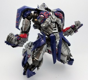 Transformers News: Official Images: Takara Tomy Transformers: Age of Extinction Dual Model Kit DMK03 Optimus Prime