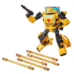 First Look At Transformers Buzzworthy Bumblebee Origins Bumblebee Figure