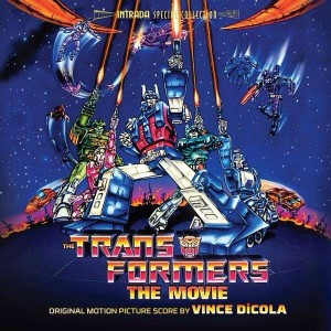 Transformers News: Vince DiCola's The Transformers 1986 Score Now Available