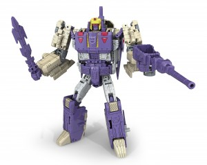 Video Review of Transformers Titans Return Blitzwing with Hazard