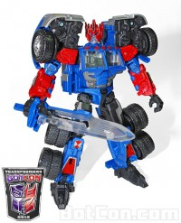 Transformers News: BotCon 2012 Shattered Glass Ultra Magnus Revealed