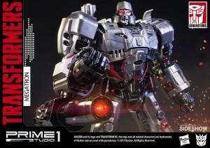 Prime 1 Studio Generation 1 Megatron New Up-Close Images