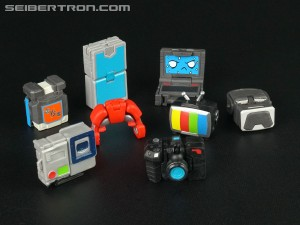 Transformers News: New Galleries: Transformers Botbots Series 1 Techie Team