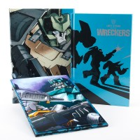 Transformers News: IDW Limited Last Stand of the Wreckers - Additional Information