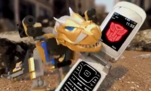 Transformers News: KRE-O TRANSFORMERS: TAKE US TO THE MOVIES
