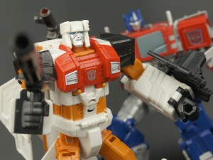 New Galleries: Combiner Wars Voyager Silverbolt and Optimus Prime