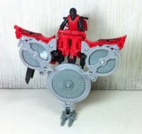 Transformers News: Transformers DOTM Human Alliance Basic Reverb with Sgt. Detour Reviewed
