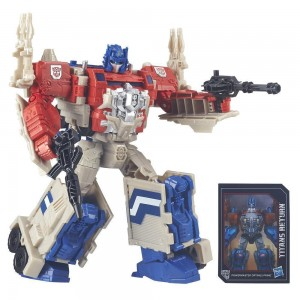Transformers News: Steal of a Deal: Leader Class Powermaster Optimus Prime - 50% off
