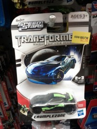 Transformers News: Transformers Dark of the Moon Speed Stars Showing Up At Five Below