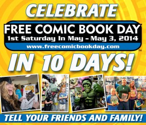 Transformers News: Free Comic Book Day (featuring Transformers vs G.I. Joe) - Press Release