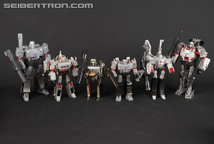 Top 5 Best G1 Styled Megatron Transformers Toys