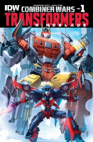 "Transformers News: Writers Talk ""Combiner Wars"" Event, Transformers Gender Identity & More, Plus Preview Art"