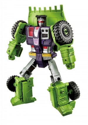 Transformers Combiner Wars Devastator Reissue Delayed to January