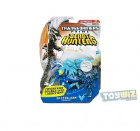 Transformers News: In-Package Images: Transformers Prime Beast Hunters Deluxe Wave 3