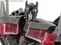 Transformers News: New Toy Galleries: Darkside Optimus Prime Voyager and EZ Collection