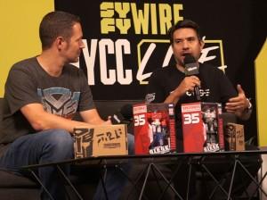 Video of the Hasbro Transformers brand NYCC Live Stream panel #HasbroPulseNYCC #NYCC #NYCC2019