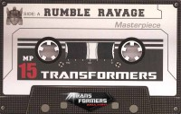 Transformers News: Transformers Masterpiece MP-14 Rumble & Ravage to Receive Commemorative Coin