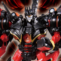 Transformers News: Toy Images of Chara Hobby Exclusive Soundwave Black Version
