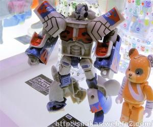 d3eb265f Transformers News: Wonderfest 2015 - Kubrick Bearbrick Transformers AoE Optimus  Prime