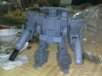 Transformers News: TFClub Project Deva Update and P