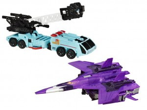 Transformers News: Transformers Generations Combiner Wars Wave 3 available for Preorder