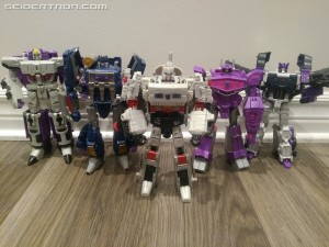 Does Cyberverse Ultra Shockwave Work in a Classics / Generations Collection?