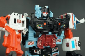 Transformers News: New Galleries: G1 Defensor and the Protectobots Hot Spot, First Aid, Blades, Groove and Streetwise