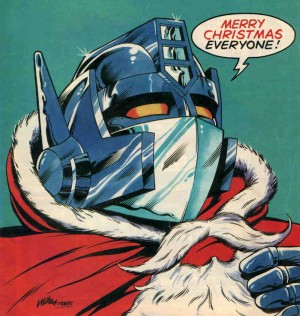 Transformers News: Merry Christmas and Happy Holidays from Seibertron.com!