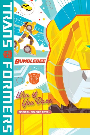 IDW Transformers: Bumblebee - Win if you Dare Graphic Novel Full Preview