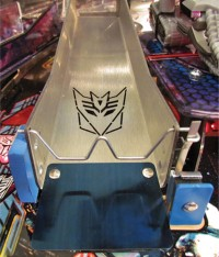 Transformers News: Stern's Transformers Pinball Machine Demo Clips and New Images