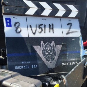 New Clips - Transformers: The Last Knight in Detroit and Luke Air Force Base, AZ