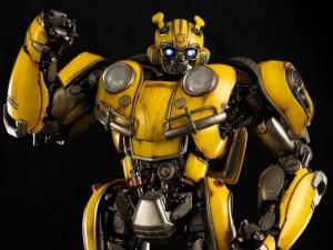 Video Review for ThreeZero Bumblebee Premium Scale Figure