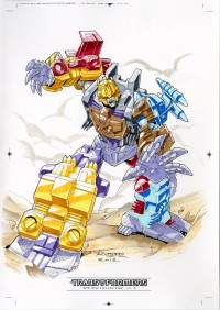 Transformers News: IDW Limited Transformers: The IDW Collection Volume 2 Available for Pre-Order