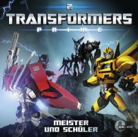 Transformers News: More info on the German Transformers Prime DVDs and audio plays