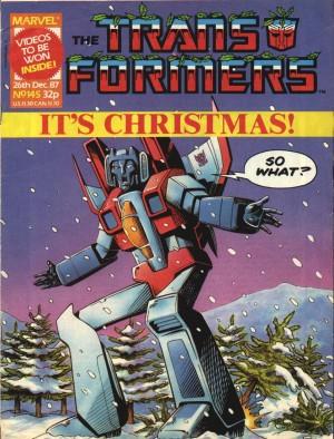 Transformers News: Happy Holidays from Seibertron.com!