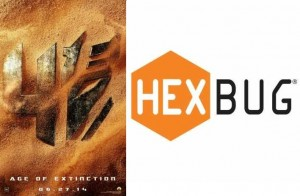 Innovation First and Hasbro Announce Transformers: Age of Extinction HEXBUG Collaboration