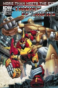 Transformers News: Transformers: More Than Meets The Eye Ongoing #17 Review