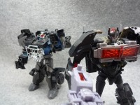 Transformers News: In-Hand Images: Takara Tomy Transformers Prime Arms Micron AM-24 Silas Breakdown & AM-25 Nemesis Prime