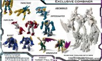 "Transformers News: Transformers Prime ""Beast Hunters"" Target Exclusive Cyberverse Legion Terrorcons"