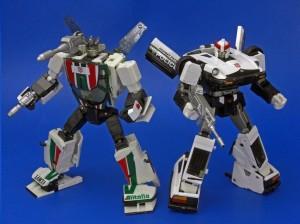 Colours Test Shot - Takara Tomy Transformers Masterpiece MP-20 Wheeljack