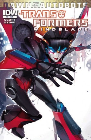 IDW Transformers: Windblade #2 Full Preview