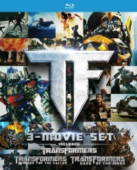 Transformers News: Reminder: Transformers Trilogy Available Today