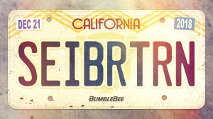 Here's how to celebrate #NameYourCarDay with Bumblebee! #JoinTheBuzz @BumblebeeMovie