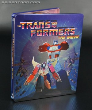 Transformers News: Transformers: The Movie (1986) Steelbook Blu-Ray Currently on $8.68 Sale at Walmart.com