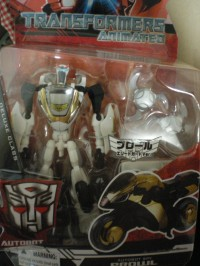 Transformers News: Japanese exclusive Transformers Animated Elite Guard PROWL Package Images