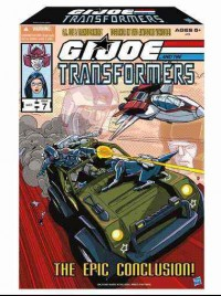 Transformers News: TFCC to Offer Limited Stock of SDCC 2013 G.I. Joe / Transformers Crossover Set