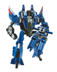 Transformers News: Video Review: Transformers Generations Thundercracker