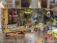 Toys R Us Exclusive Rampage Among The Ruins 3-Pack found at US Retail