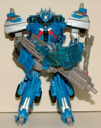 Transformers News: Transformers Prime Voyager Class Ultra Magnus Pictorial Review