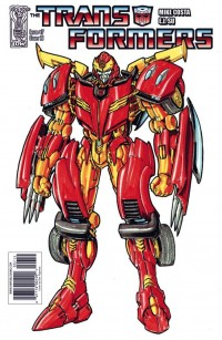Transformers News: 'Decepticons, Rise Up!' Transformers Ongoing #7 Reviewed